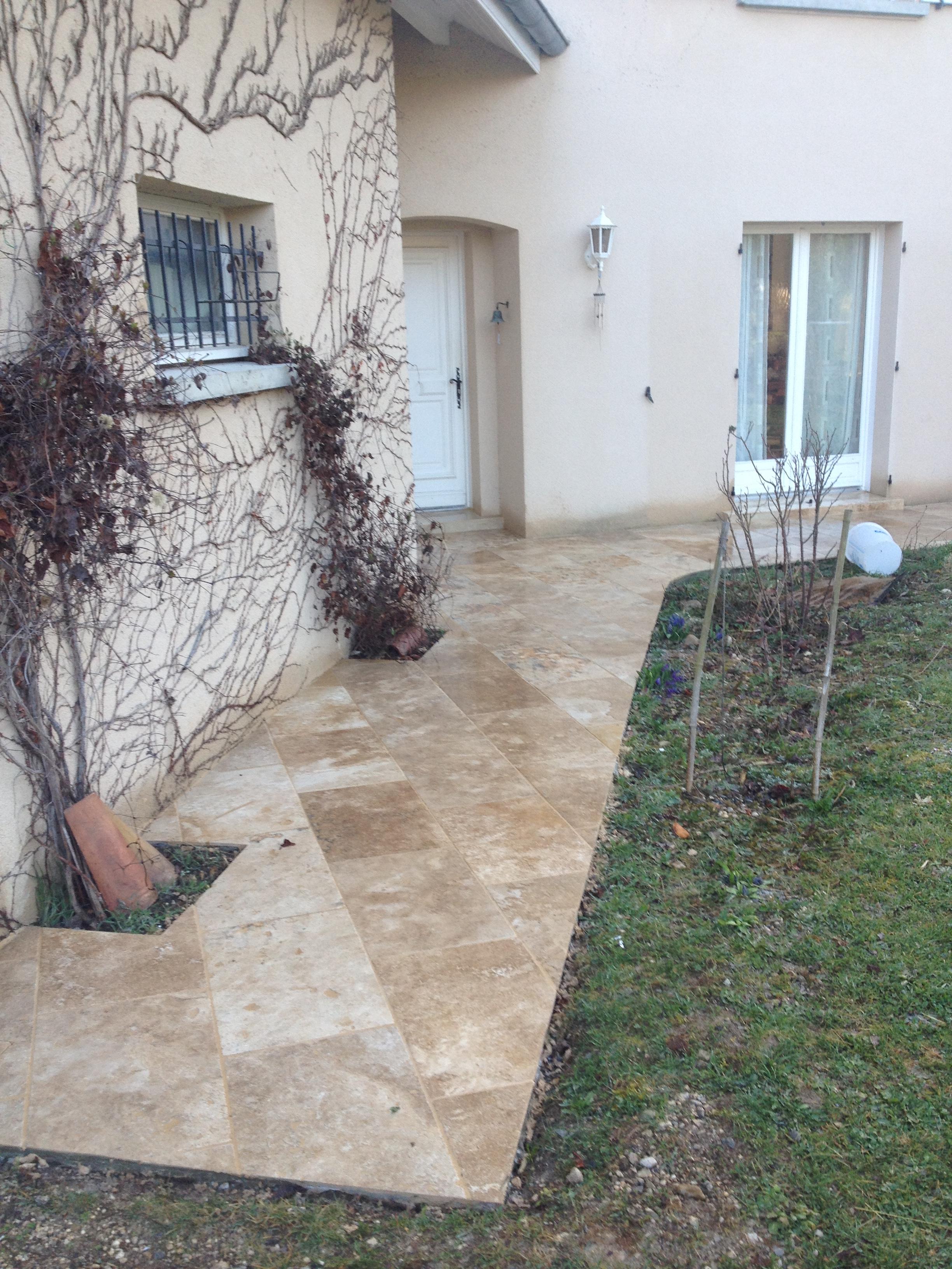 terrasses reflet carrelage. Black Bedroom Furniture Sets. Home Design Ideas